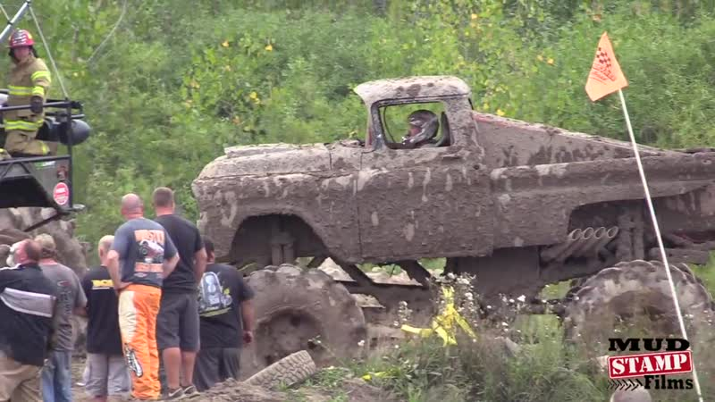 FREESTYLE COMP EXTENDED- Michigan Mud Jam 2018