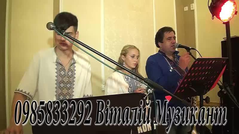 15 весільні привітання 0985833292 музиканти Віталій ( забава весільна 3)