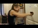 İnanılmaz küçük kız [Evnika Saadvakass] 9 yaşında - Geleceğin Boks Şampiyonu