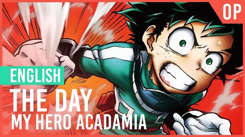 My Hero Academia The Day Opening ENGLISH Ver AmaLee
