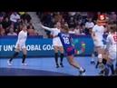 Незасчитанный гол Дарьи Самохиной в матче с Черногорией