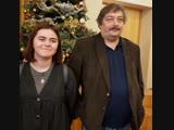 2018.12.18 Дмитрий Быков в репортаже ETV+ (ERR.ee, Таллинн)