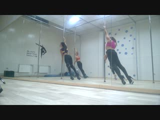 Exotic pole dance 💕 (Divas 💕)