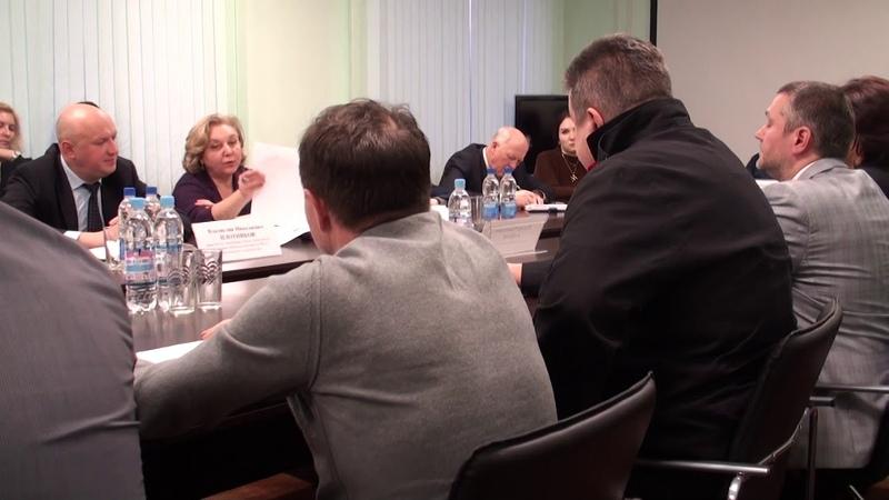 Встреча жителей Зубово и администрации 4