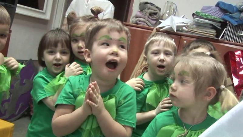 ЦИРК на Сиреневом бульваре часть 2 (съемка и монтаж - Слава Михайлов)