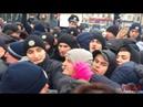 Сутичка на мітингу. Вінниця, 28 січня 2018