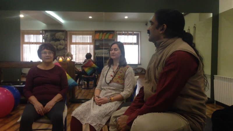 Усуи Рейки с Мастером из Индии — Live