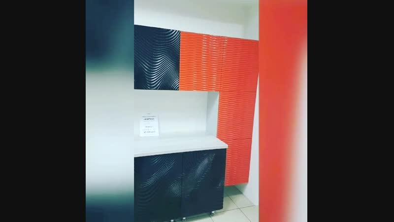 Кухонный гарнитур 3D-Фэнтези(про-во Мебель Градъ)