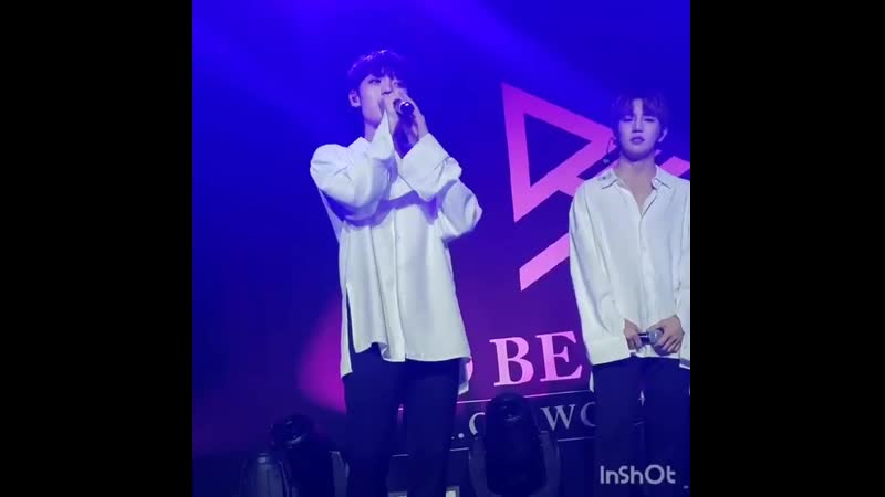 [Fancam] TBAA in Amsterdam 280219 Chan Focus 보통의 하루 by 정승환