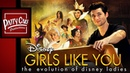 DISNEY GIRLS LIKE YOU - The Evolution of Disney Ladies (Aladdin 2019)