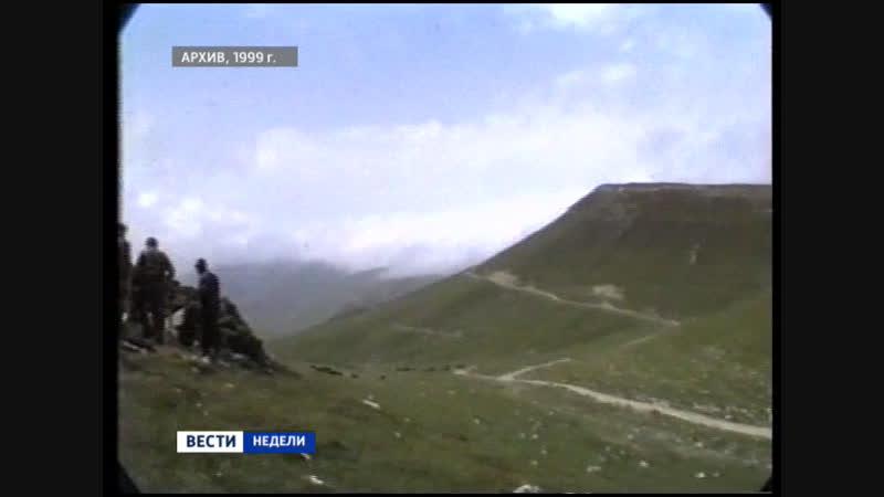 Сюжет про командира ОМОН (до 2005 г.) полковника милиции в отставке Загида Загидова на канале ГТРК «Дагестан».