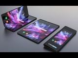 Samsung представила смартфон с гибким складным экраном Galaxy Fold Galaxy S10