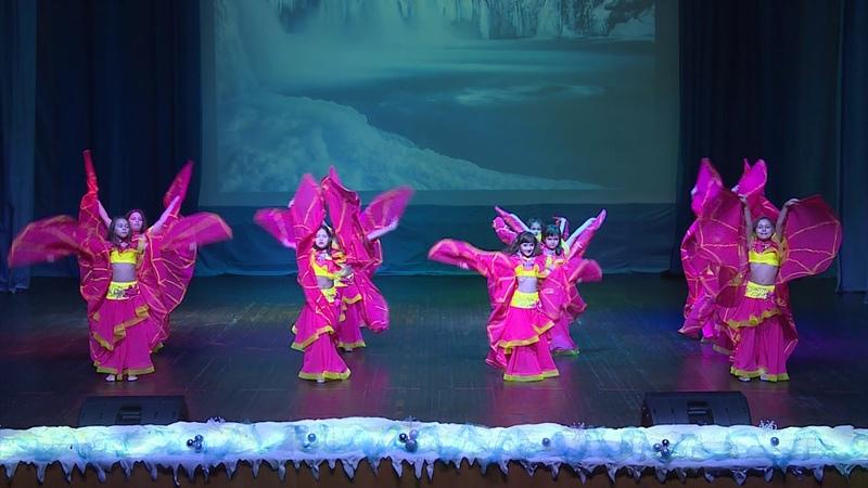 Зимова Аравія 2018. Звітний зимовий концерт САТ Басіма