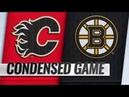 Calgary Flames vs Boston Bruins – Sep.19, 2018 | Preseason | Game Highlights