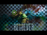 FNaF SFM Believer by NSG Remix Romy Wave Cover For 6K subscribers