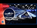 Eurovision Song Contest 2019 Second Semi Final Live Stream