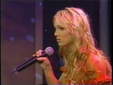 Britney Spears live on Rosie O'Donnell - I'm Not A Girl, Not Yet A Woman