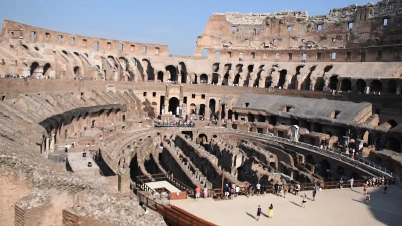Рим. Колізей.