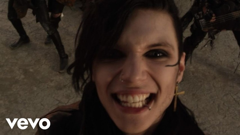 Black Veil Brides - In The End (Official Video)