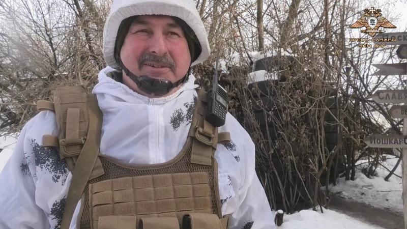 Громкая тишина на северо-западе Донецка