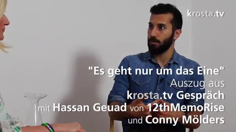 Ein Araber über arabische 'Flüchtlinge' und deutsche Frauen.mp4