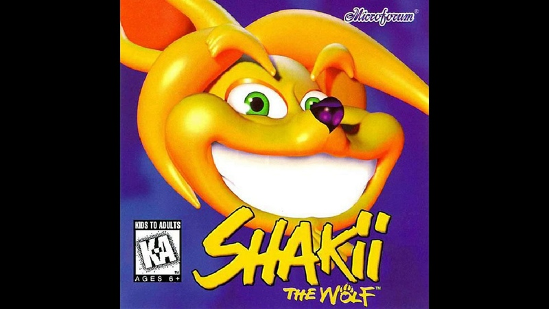 Old School {MS DOS} Shakii the Wolf ! full ost soundtrack
