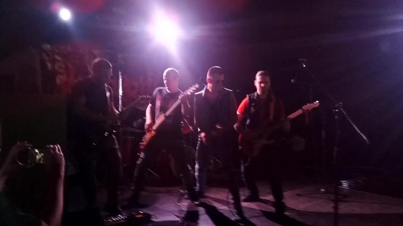 Эйфория 22.09.2018 metal fest live