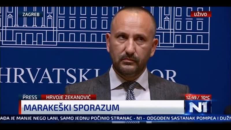 Novinar N1 Televizije Uhvaćen u Lažima 07.11.2018.