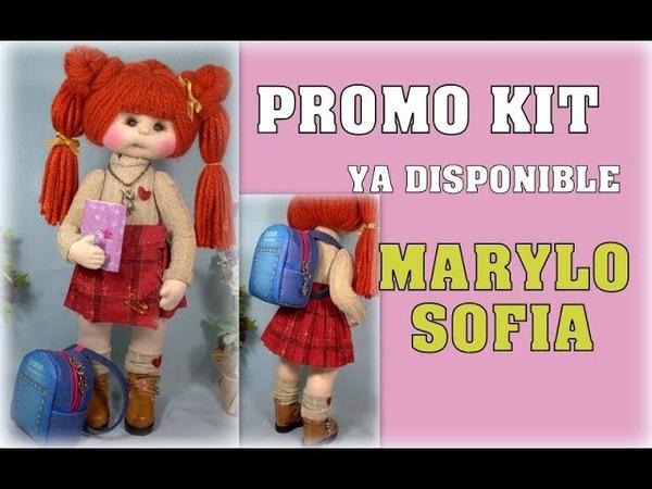 PROMO KIT MARYLO SOFIA video- 366