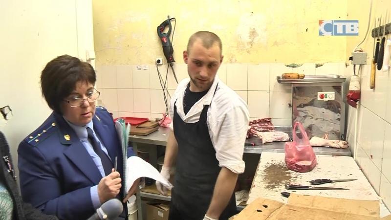 21.09.2018 Прокурорская проверка качества продуктов питания