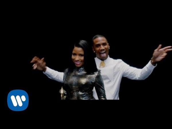 Trey Songz Touchin Lovin ft Nicki Minaj Official Video