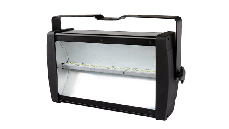 Clay Paky STORMY 8000 CC 1200w rgbw full color led strobe light