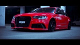 Night Lovell - Live Television Bass Boosted Audi RS6 Showtime