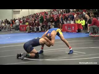 Working muscle wrestling 113018 1