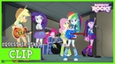 Rehearsal at Sweet Apple Acres | MLP: Equestria Girls | Rainbow Rocks! [HD]