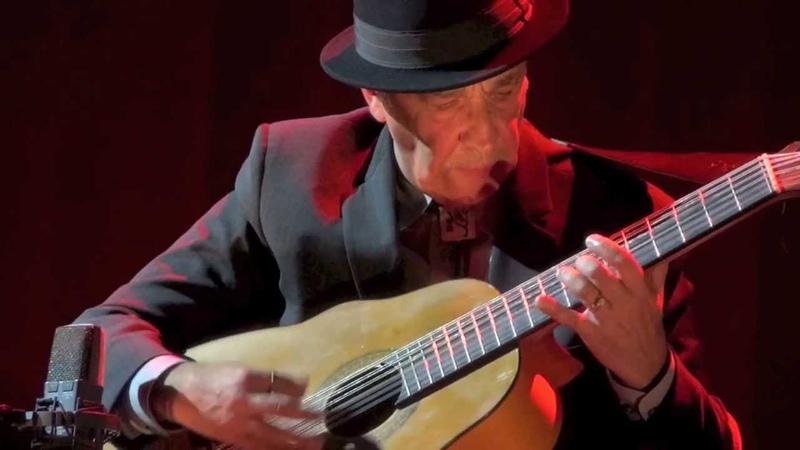 Leonard Cohen, Who by Fire, featuring Javier Mas, London, 15-09-2013