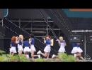 180915 WeGirls On Air репетиция
