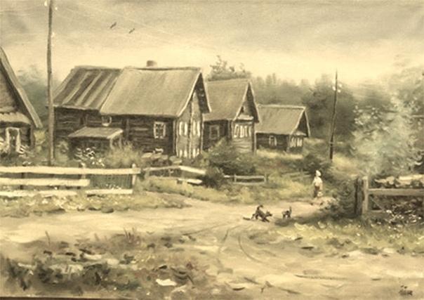 Вне времени и пространства Случилось быть мне однажды в деревне со странным названием Могилицы. Небольшая такая деревенька - дворов на двадцать. Лес кругом. Единственная достопримечательность