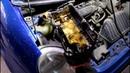 Замена прокладки клапанной крышки на Daewoo Matiz Дэу Матиз 0 8 2011 года