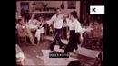 Greek Dancing in Taverna, 1970s Holiday in Greece