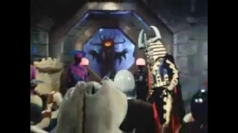 Gigantes Guerreiros Goggle Five Episódio 41.