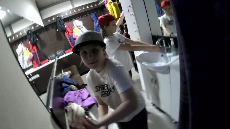 Hip-Hop Kids в Street Project/ Волжский