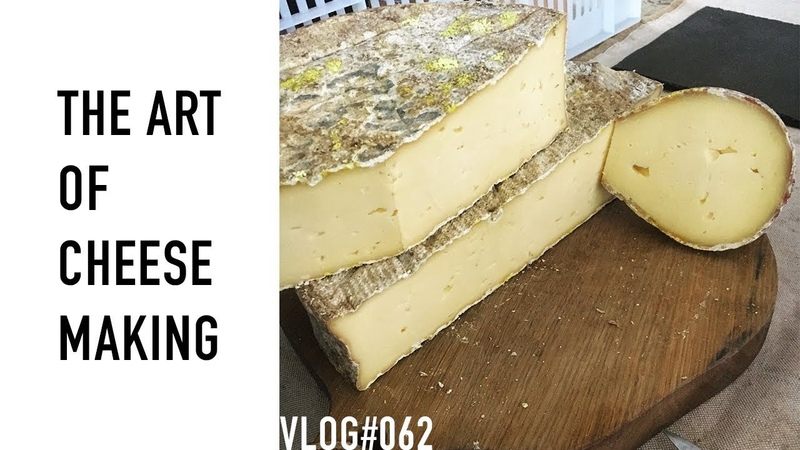 The creative process of cheesemaking