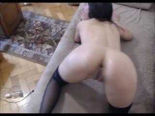 Girlfriend is a talented anal whore. sexy, pretty, amateur, anal, webcam, couple, boyfriend, girlfriend