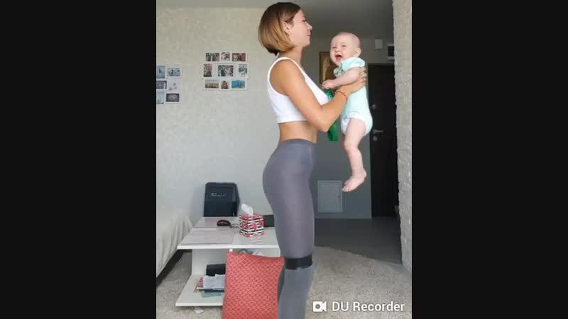 Маме хорошо и малышу приятно
