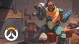 [NEW HERO – COMING SOON] Baptiste Origin Story | Overwatch