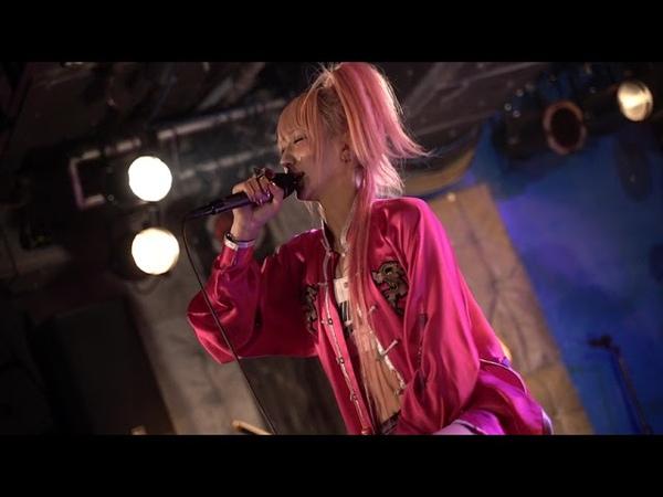 2019.04.22 Machine song バンドセット [おやすみホログラム] THE DRIFTERS RESURGENCE@新宿ロフト