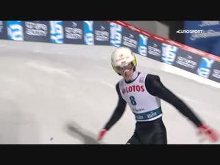 Исторический прыжок Климова, который принес России первую победу на КМ