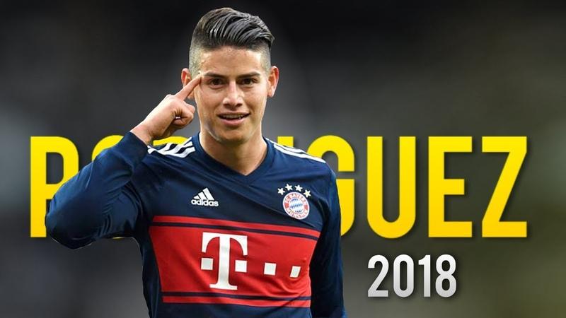 James Rodriguez 2018 ● The Reborn Magician