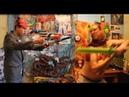 Д . Ю. Поляшов Курилы Наши Ихтиандер Рептилоид ебашит американцев Галактика СССР 000
